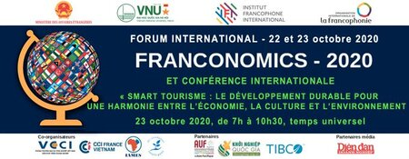 Forum international Franconomics 2020 « De start-up à smart-up »