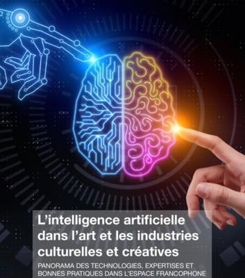 [Lecture] L'intelligence artificielle dans l'art et les industries culturelles et créatives