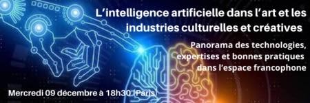[Invitation webinaire 4] Le dynamisme de l'Afrique francophone : un atout pour l'IA