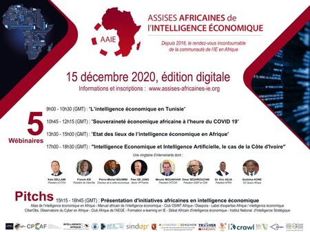 Assises Africaines de l'Intelligence Économique