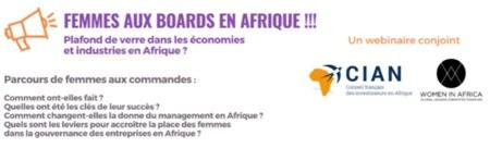 Femmes dans les organisations et aux boards en Afrique, quelles approches, quelles avancées ?