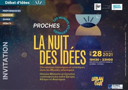 [Vidéo] La Nuit des Idées (Cotonou)