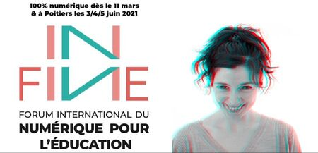 Semaine internationale du Forum international du numérique pour l'Éducation, In-FINE