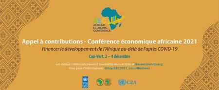 Appel à contributions pour la Conférence économique africaine 2021