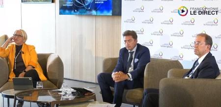 [Vidéo] Faire des affaires en Francophonie - Rencontres du Forum économique de la #Francophonie