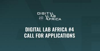 Appel à projets : Digital Lab Africa 2020