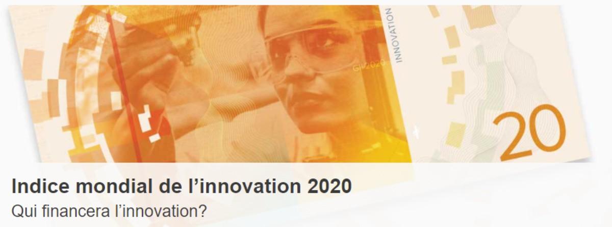 Quels sont les pays les plus innovants en 2020 ?