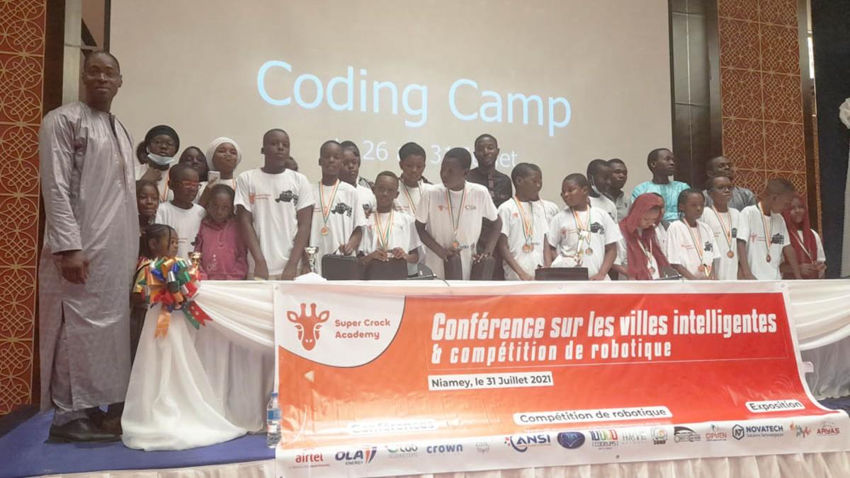 4ème édition du Coding Camp Niamey