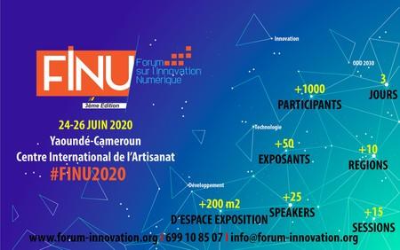 3ème édition du Forum sur l'Innovation Numérique - Yaoundé