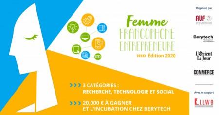Femme Francophone Entrepreneure 2020
