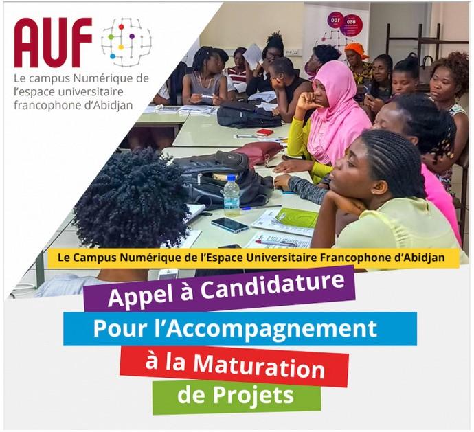 Appel à candidatures : accompagnement à la maturation des projets des femmes