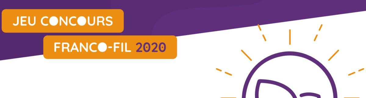 Concours Franco-Fil 2020