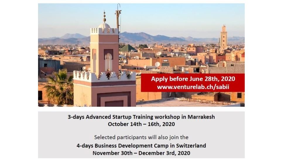 Session de formation pour les entrepreneurs africains : Initiative Suisse pour les entreprises et l'innovation en Afrique (SABII)