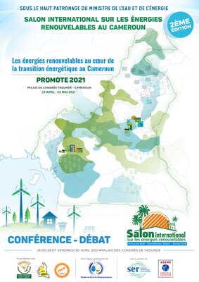 Salon international sur les énergies renouvelables au Cameroun : 2ème édition