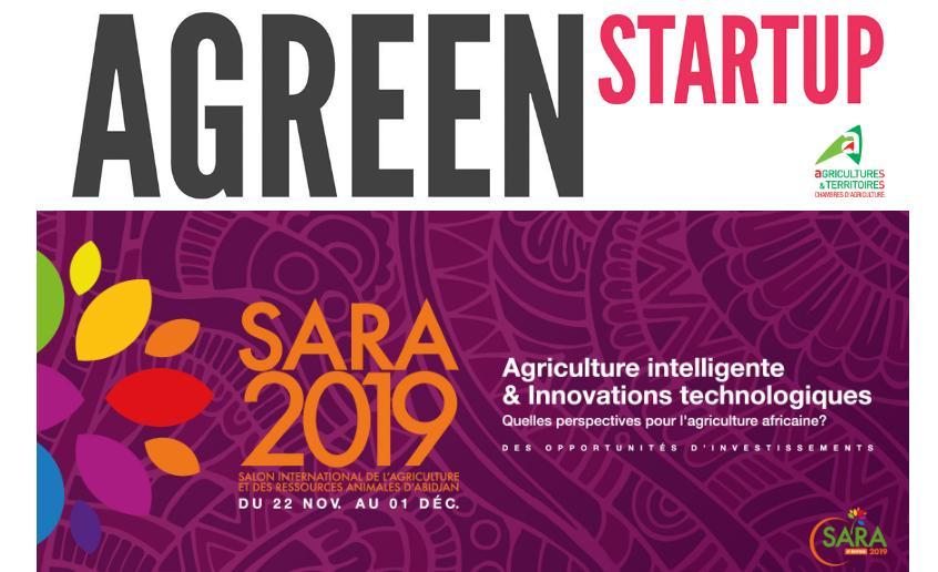Participez au concours AGREEN STARTUP (SARA Abidjan)