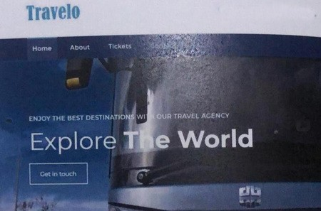 Travelo, l'appli innovante de l'étudiante de l'IAI-Cameroun, Audrey Gladys Tchugin Djougang
