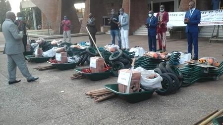 Les TDR du concours ''Villes propres'' du Cameroun déclinés à Yaoundé