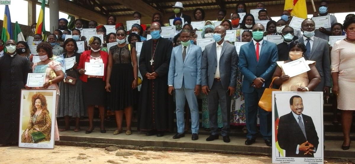 232 567 personnes déjà formées aux TIC en 5 ans au Cameroun par l'IAI, dans le cadre de MIJEF 2035
