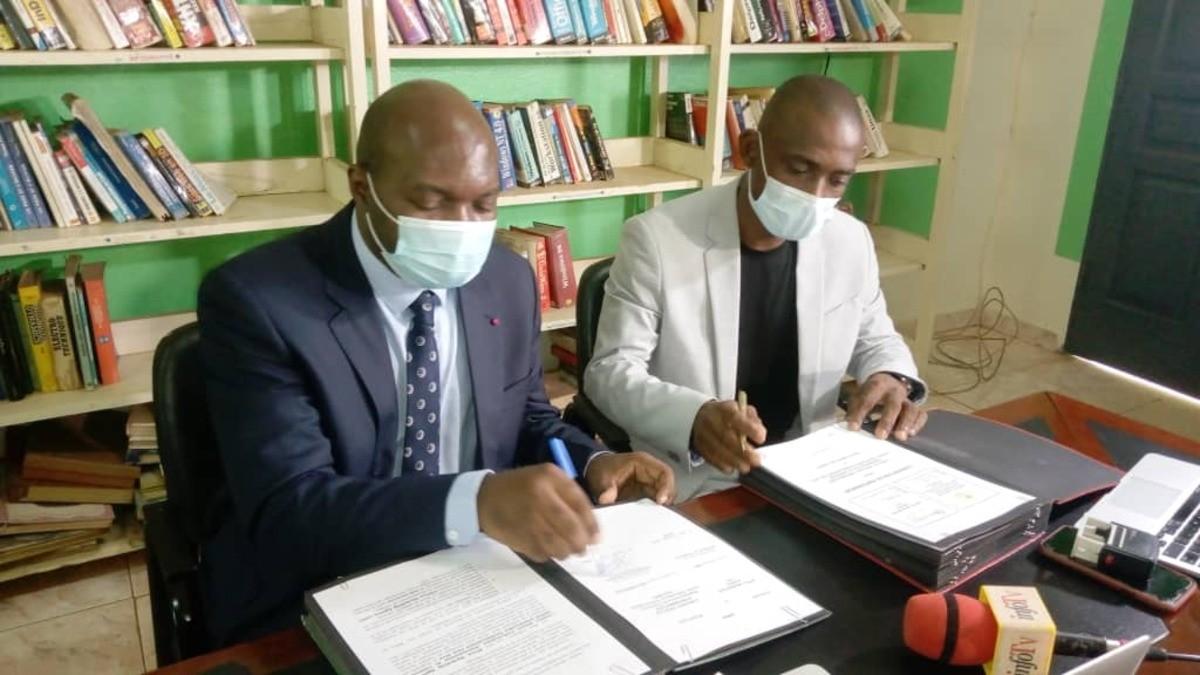 L'IAI et Africa Marketing Agency nouent un partenariat pour promouvoir l'intelligence artificielle au Cameroun