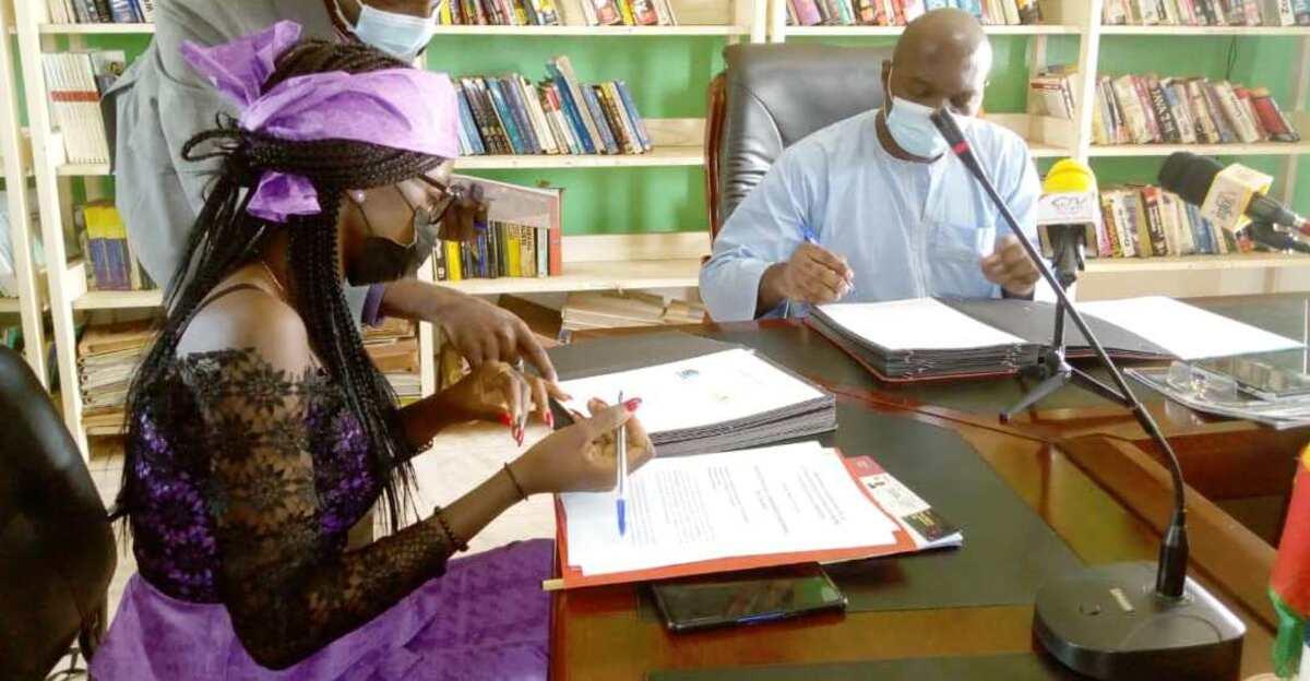 L'IAI et l'ACAFEI main dans la main, pour promouvoir l'usage des TIC chez la jeune fille au Cameroun