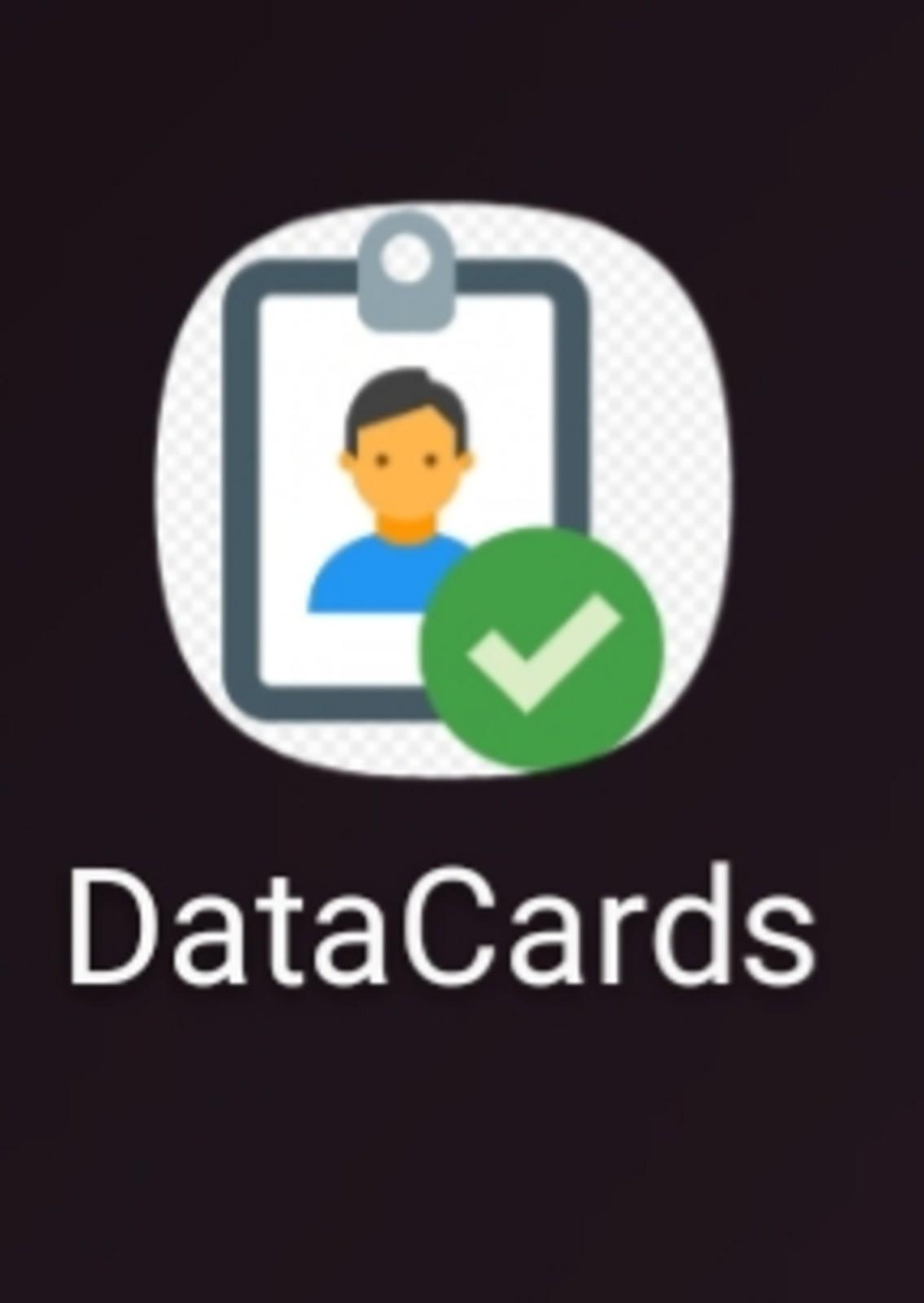 DataCards, l'appli mobile de collecte des données pour établissement rapide des cartes scolaires par publipostage du Camerounais Michel Ndeme