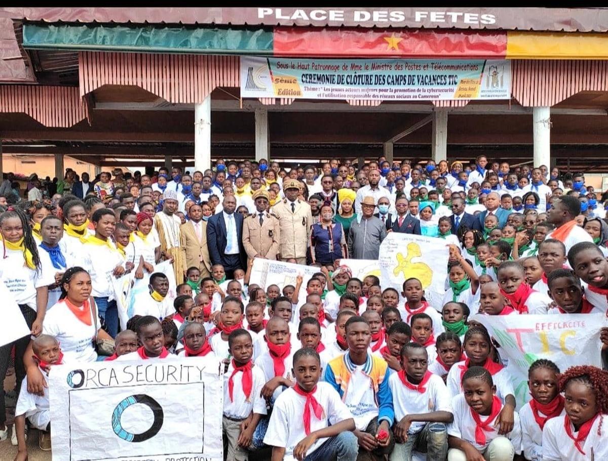 L'IAI-Cameroun arme 1176 jeunes contre la cybercriminalité à Bertoua (est-Cameroun)