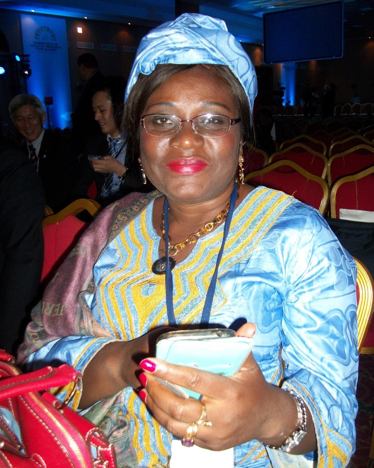 Leadership féminin : Marie Angèle Meyanga élue présidente du REFELA-Cam